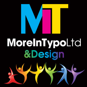 More In Type Ltd & Design Logo